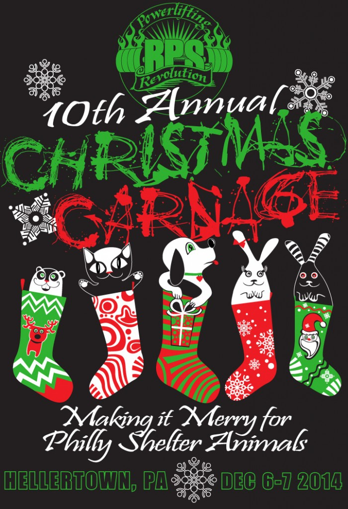 10th Annual Christmas Carnage