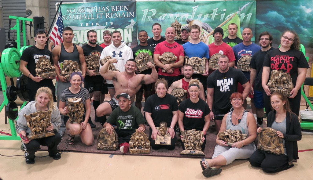 2015 Campus Chaos AM Session Lifters