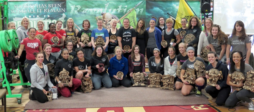 19th Annual Power Challenge Saturday AM Lifters