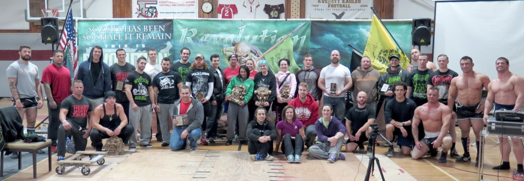 19th Annual Power Challenge Sunday AM Lifters