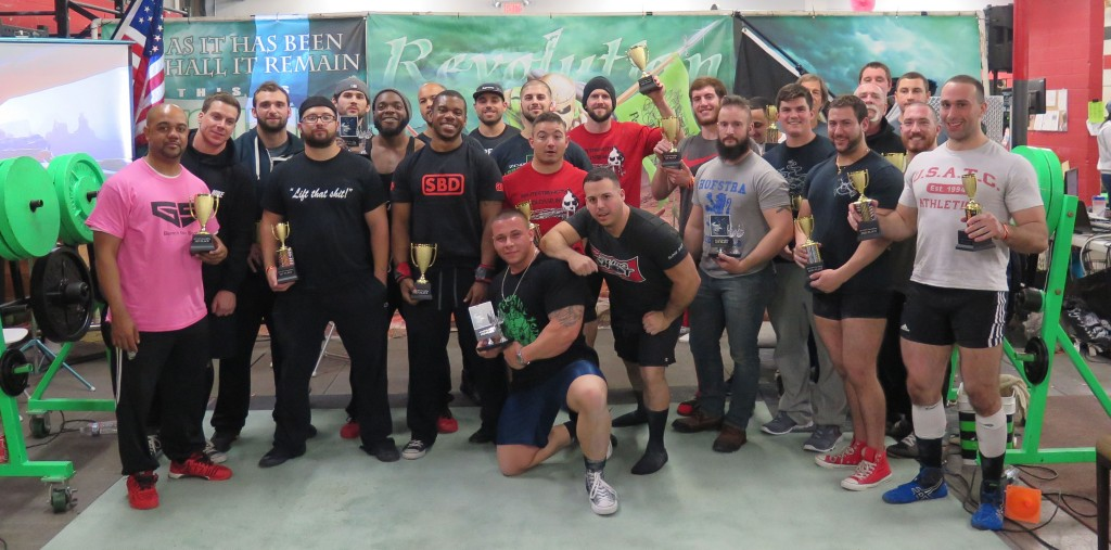 2015 Insurrextion Saturday PM Lifters