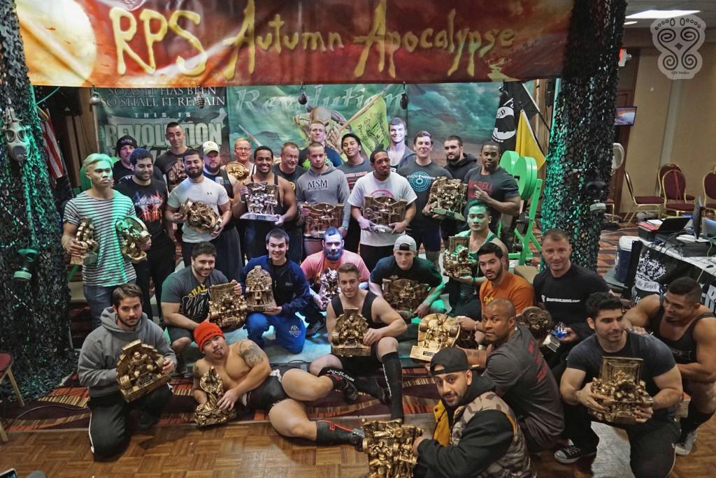 2015 Autumn Apocalypse Saturday PM Lifters